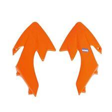 HMParts Pit Bike Dirt Bike 110 ccm 125 ccm Seitenteile Typ 1 Orange