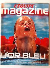 L'Equipe Magazine du 21/08/2004; Laure Manaudou/ Nato/ Suetsugu/ Flessel