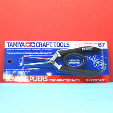 Tamiya #74067 Bending Pliers For Photo-Etched Parts Craft Tools