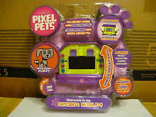 Pixel Chix Secret Life of Pets Interactive Electronic Game