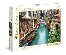 1000 canal de Venecia Clementoni