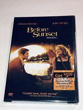 Before Sunset (Dvd, 2004) Ethan Hawke Julie Delpy 11B