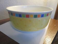 2 Villeroy & Boch Twist Alea Limone Porcelain Vegetable Serving Bowl
