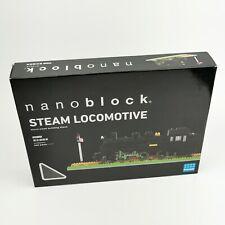 ~ Kawada ~ Nanoblock ~ Steam Locomotive ~ NBM-001 ~ Micro Sized Building Block ~