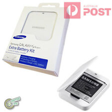 Genuine Original Samsung Galaxy S4 Zoom C101 C1010 Battery Charger Kit EB-K740