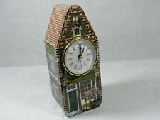 """A Quartz Clock from Vintage """" Dutch Clog Shop """", Charming Clock !!!."""