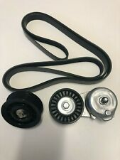 Genuine Ford BA Falcon Drive Belt, Tensioner & Idler Pulley Kit 6CYL 2002-2005