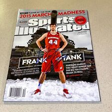FRANK KAMINSKY autographed TANK WISCONSIN BADGERS SPORTS ILLUSTRATED MAGAZINE