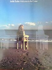 JUDIE TZUKE:WELCOME TO THE CRUISE 1978  Rocket LP(TRAIN7) Stay With Me Till Dawn