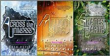 Across the Universe Series Collection Set Books 1-3 Paperback By Beth Revis New!