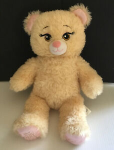 BABW Beauty and The Beast - Golden Belle Bear Retired- Preowned