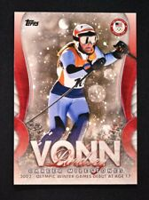 2018 Topps US Winter Olympics Lindsey Vonn Career Milestones #LV-3 Lindsey Vonn