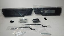 New Pair of Sun Visors Visor Set W Hardware TR4 TR4A TR6  Best Quality Made UK