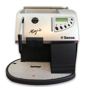 Saeco Magic Comfort plus Espresso Coffee Machine Tested and Works