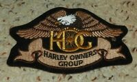 Harley Davidson - Harley Owners Group - H.O.G. Patch