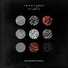 Blurryface - Twenty One Pilots (2015) - Vinyl Double LP - VG