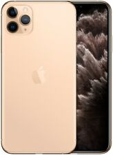 Apple iPhone 11 Pro Max 256GB Oro Gold ITALIA LTE NUOVO Smartphone iOS 13