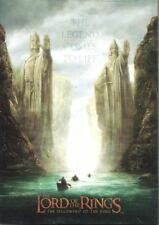 Lord Of The Rings Fellowship Of The Ring Complete 90 Card Base Set