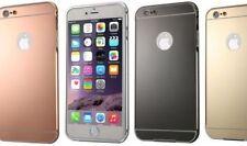 Housses et coques anti-chocs en métal pour téléphone mobile et assistant personnel (PDA) Apple