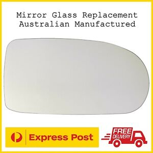 Daewoo Nubira  1997-2003 Right Drivers Side Mirror Glass Replacement