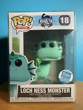 Funko Pop Loch Ness Monster Myths Rare Exclusive