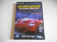 JEU PC CD-ROM - NEED FOR SPEED ROAD CHALLENGE