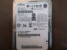 """Fujitsu MHW2160BH PL (CA06820-B41800C1) 07FD9A-0080891F 160gb 2.5"""" Sata HDD"""
