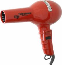 ETI Turbo 2000 Hair Dryer in Red