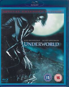 Underworld Special Extended Edtion Blu-Ray Movie - FREE POST!