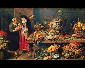 puzzle Jigsaw 400 Pieces Fruit shop New unique russian wooden