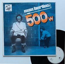"Vinyle 33T Max Berlins  ""500w"""