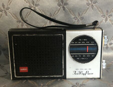 RARE NordMende Two Way Power AM/FM • AC/DC Radio (FREE S+H!)