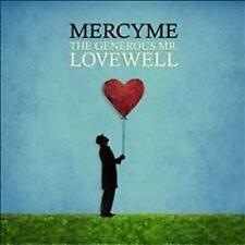 CD Mercyme  THE GENEROUS MR. LOVEWELL  Pop Worship NEU & OVP