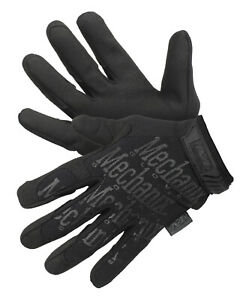Mechanix Original Handschuhe Schwarz KSK Tactical Airsoft BW Militär Army