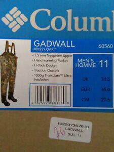 Columbia Gadwell Mossy Oak Hunting Waders New in Box