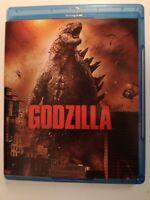 Godzilla (Azione USA 2014) Blu-Ray film di Gareth Edwards, Aaron Taylor-Johnson