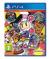 Super Bomberman R Shiny Edition PS4 Sony PlayStation 4 Game New Sealed Kids 7
