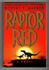 Raptor Red by Robert T. Bakker (Advance Copy) (SOFTCOVER)