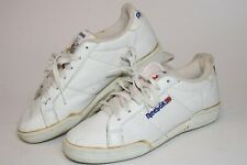 Reebok Vintage 80's Athlete's Shoe Womens Size 8 Leather Low Lace Up Sneakers
