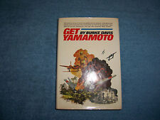 GET YAMAMOTO by Burke Davis/1st Ed/HCDJ/Miltary/War/WWII 1939-1945