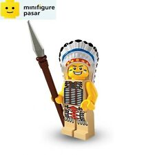 Lego 8803 Collectible Minifigure Series 3: No 3 - Tribal Chief - New