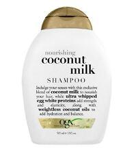 Organix Nourishing Coconut Milk Shampoo 13 oz