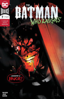 THE BATMAN WHO LAUGHS #7 DC COMICS COVER A 1ST  PRINT 2019