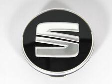 Original SEAT Radzierkappe, Nabenkappe, Nabenabdeckung mit SEAT Logo