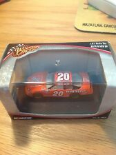 Winner's Circle Nascar 1:87 Scale #20 Tony Stewart with Display Case Home Depot