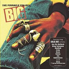 The Pinnacle Project B - New Factory Sealed CD