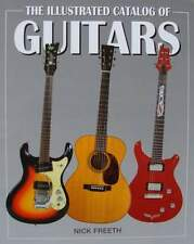 LIVRE/BOOK : Le Catalogue Illustré de Guitare (électrique,bass,acoustic,Guitars
