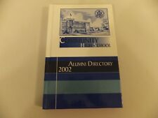 Community High School Alumni Directory - West Chicago, Illinois, IL - 1904-2002