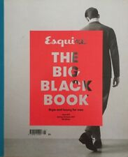 Esquire The Big Black Book UK Edition Issue 9 September 2017