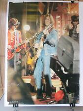 Beatles JOHN LENNON Performing Poster